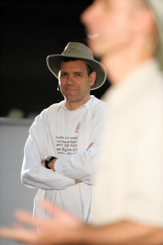 Uwe Alschner 2011, Foto: Guido Rottmann